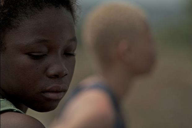 Rachel Mwanza in Nguyen's War Witch, courtesy Rebelle - le Film