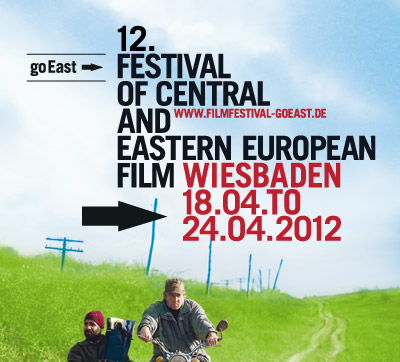goEast > 12. Festival of Central and Eastern European Film Wiesbaden