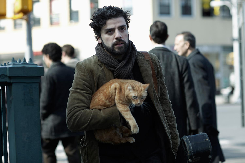 Oscar Isaac in Joel and Ethan Coen\'s Inside LLewwyn Davies; Photo: Alison Rosa ©2012 Long Strange Trip LLC