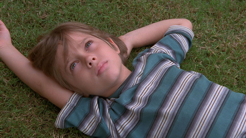 Ellar Coltrane in Richard Linklaters Boyhood, courtesy Berlinale