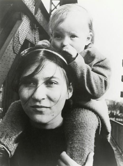 Eva Matthes in Helma Sanders-Brahms »Deutschland bleiche Mutter«, courtesy Berlinale 2014