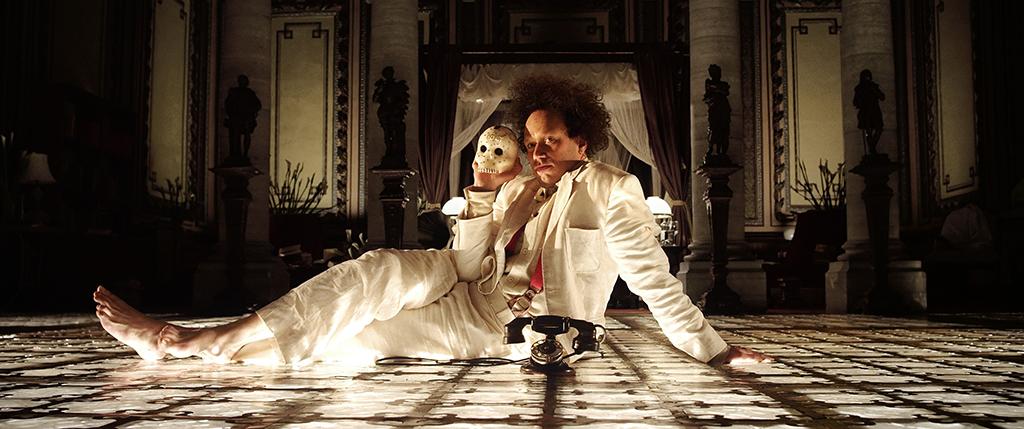 Elmer Bäck in Peter Greenaways Eisenstein in Guanajuato